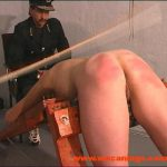Julies First Caning